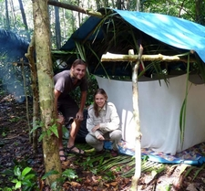 Amazon Explorer Iquitos Peru Expeditions Tours Adventure, Campsites And Tents2