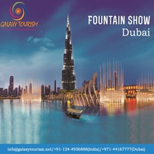 Fountain Show Dubai