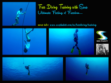 Free Diving Training Sura S