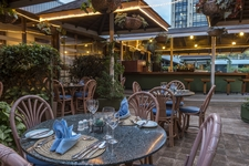 Hilton Nairobi Pool Restaurant