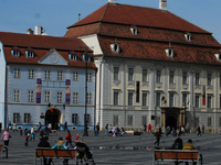 The Large Square Of Sibiu