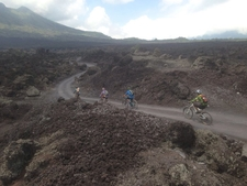 Mount Batur Black Lava - Advanced Mtb Tour