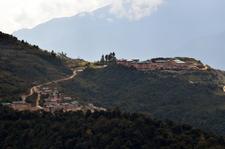 The ILCS Campus Tagse Bhutan.