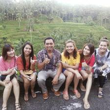 Junas Bali Tour Clients 1
