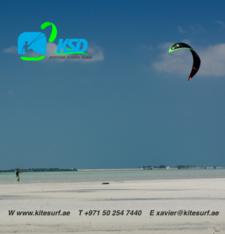 Kitesurf Portrait