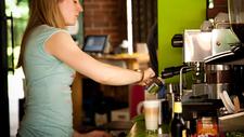 Lecker Espresso Latte Macchiato