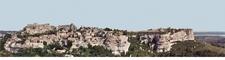 Les Baux Panorama