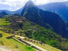Macchu Picchu Citadel