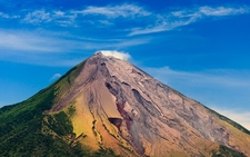 Nicaragua Concepcion Volcano