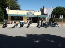 Point Firmin, A Local Bikers Hangout