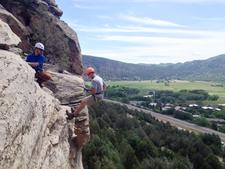Rafting Rock Climbing Mountain Waters Rafting Durango Co 4