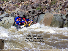 Salt River Rafting 14