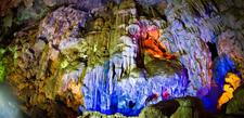 Thien Cung Cave Halong Bay Vietnam Explorers