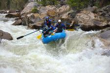 Upper Animas Silverton Section Mountain Waters Rafting Durango Colorado 32