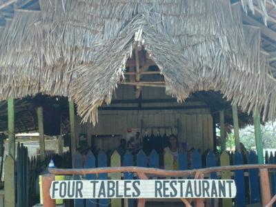 Abdul\'s Four Tables Restaurant