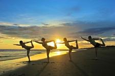Yoga Beach 1
