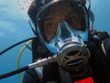 Ocean Reef Integrated Dive Masks Will Allow You To Breathe Through Your Nose During The Scuba Dive