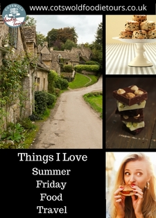 Cotswold Foodie Tours Things I Love