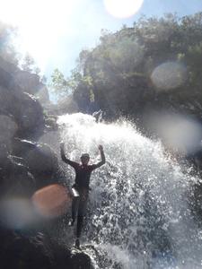 Extreme Canyoning 6