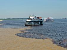 Manaus Encontro Das Aguas -Amazon - Brazil