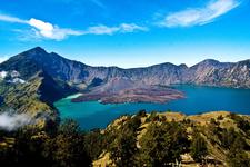 Mt Rinjani Lombok Island Indonesia