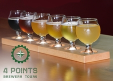 4points Brew Tours