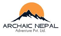 Archaic Nepal Logo