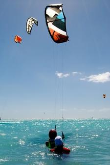 Body Drag Kite Lesson