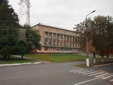 Chernobyls Old City Hall Building