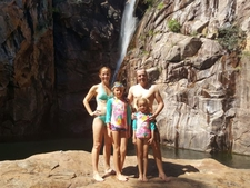 Family Charter Kakadu National Park