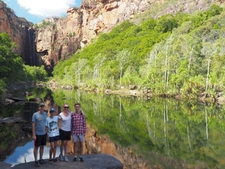 Kakadu National Parktours Jim Jim Falls