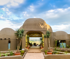 Mara Serena Reception Entrance