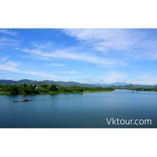 Perfume River Hue Vietnam 2