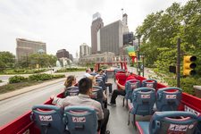 Philadelphia Sightseeing Tours At Logan Square