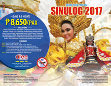 Sinulog 2017 Joiner Tour Package2