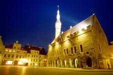 Town Hall Tallinn Estonia