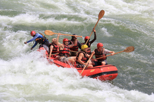 White Water Rafting River Nile Uganda Day Trip 1