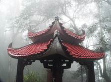 Ho Chi MInh Temple On King High Peak