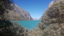 Laguna Llanganuco, Cordillera Blanca