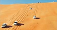Liwa Desert Safari Abudhabi
