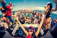 Oceanbeat Ibiza Boat Party 2015 T Dj Milana Crazy Sexy