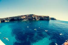 Oceanbeat Ibiza Boat Party 2015 Swim Stop Formentera
