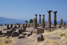 Assos Athena Temple
