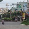 Hung Vuong Street In Sa Đéc