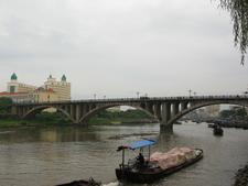 Ka Long Old Bridge On Ka Long River