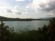 T' Nung Lake In Outskirt Of Pleiku