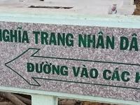 Binh An Cemetery