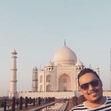Guest Visit To Taj