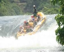Itanda Fallss