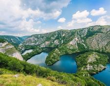 Uvac Lake Meanders